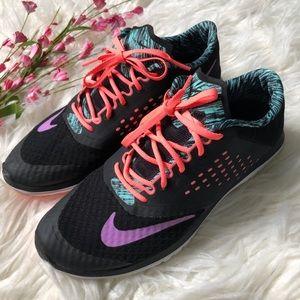 Nike womens fs lite run 2 pastel black